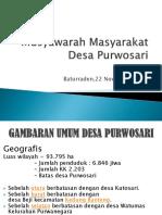 MMD Purwosari 2018