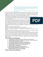Constitution of India - Summary.docx