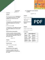 Modulo 2 (Potenciacion-division)