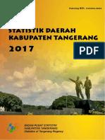 Statistik Daerah Kabupaten Tangerang 2017.pdf