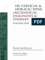 Robin McKenzie, Stephen May - The Cervical and Thoracic Spine_ Mechanical Diagnosis and Therapy 2 Volume Set. vol 1-Orthopedic Physical Therapy Products (2006).pdf