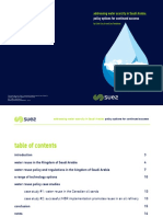 Addressing WaterScarcity SaudArabia