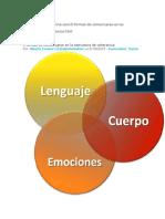 5 Formas de Comunicarse en La Estructura de Coherencia