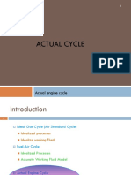 6 Actual Cycles