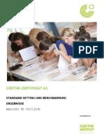 A2 Standard Setting Bericht1