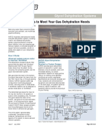 Glycol Dehydration Systems