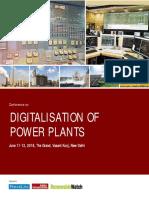 Brochure Digitalisation of Power Plants June2018