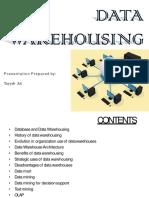 Data Warehousing Chapter 1