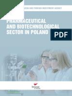 Farmaceutyczny i Biotechnologiczny w Polsce. Pr