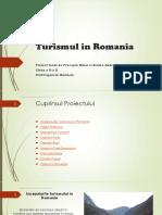 Turismul in Romania-1
