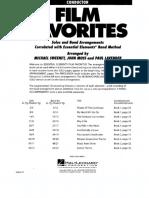 Leonard, Hal - 10 Film Favorites (10 Temas De PelãCulas) Banda (Iniciacion) Score Y Partes.pdf