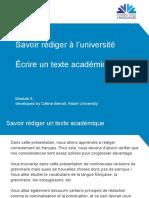 academic writing