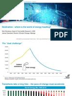 Legal & General Investment Management energy-transition model
