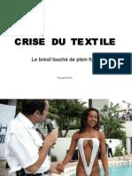 Textile en crise