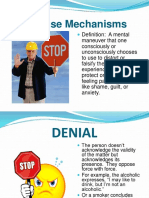 8 Defense Mechanisms