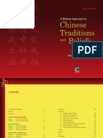 Chinese Traditions and Beliefs