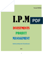 Investments Project Management