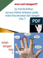 Tangan Bersih, Mata Sehat 1