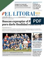 El Litoral Mañana 11-04-2019