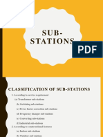 Sub Stations