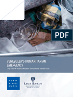 Informe DDHH Venezuela 2019