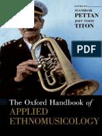 Svanibor Pettan, Jeff Todd Titon (2015) - The Oxford Handbook of Applied Ethnomusicology [OUP].pdf