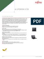 Ds Lifebook u728