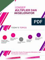 Multiplier Dan Akselelator