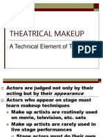 Theatrical Makeup PPT
