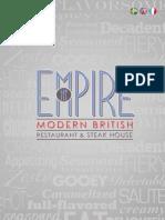 Empire Main Menu EN