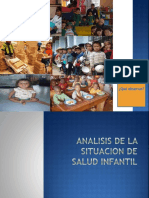 Analisis de La Situacion Salud Infantil