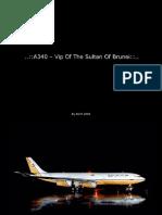 A340 Avionul Sultanului