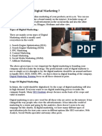 scope of dm pdf