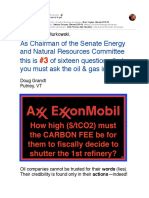 #3 of Sixteen Questions You Must Ask Oil & Gas