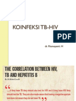 Koinfeksi hiv tb