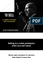 Wired to Sell Victor Antonio
