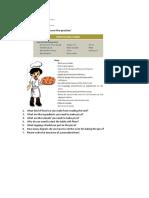Ulangan 11 Semester 2 Procedural and Factual Report