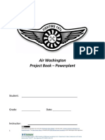 FAA Sample Project Book-Powerplant Rev 03-2013