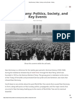 Nazi Germany_ Politics, Society, And Key Events - History