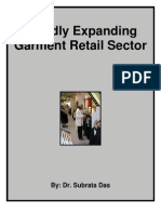 Rapidly Expanding Garment Retail Sector
