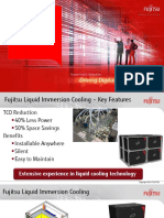 Fujitsu Liquid Immersion Cooling System Slide