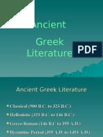 Greek Mythology(1)