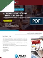 Comercio Electronico y Marketing Digital