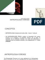 Antropologia Forense Clase 2018 (1)