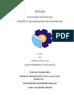 Tugas Manajemen Konstruksi -Nurwati-tpjj4a