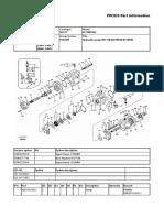 Hydraulic Pump Ec210b
