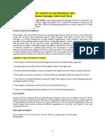 1. Patent Agent Exam Training 2017