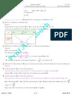 Exemples d'Étude de Fonctions (TCS)