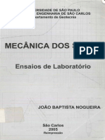 Mecânica dos solos - Ensaios de laboratório - Nogueira 2005.pdf