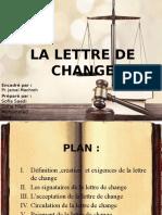 LA LETTRE DE CHANGE.pptx